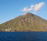 Italy Sicily and Aeolian islands Stromboli