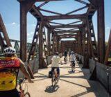 Italy Venice Mantua bridge