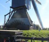 Kiderdijk Windmühlen