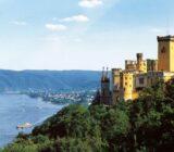 Koblenz and castle