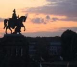 Koblenz Kaiser Wilhelm Statue