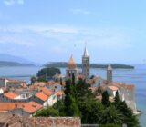 Kroatien Pag & Rab Stadt