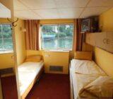 Normandie cabin twin