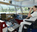 Normandie captain