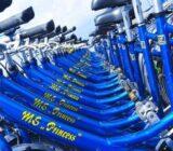 Princess deck bikes