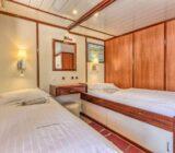 Princeza Diana twin cabin