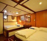 Princeza Diana cabin quadruple xdouble