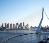 Rotterdam - Erasmus Brücke