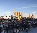 Rotterdam - Erasmus Brücke vom Schiff