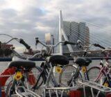 Rotterdam vom Schiff