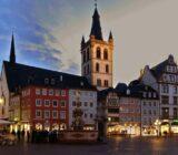 Trier city center