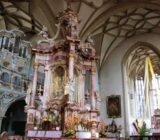 Weingarten pilgrimage church of St. Maria