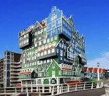 Zaandam Inntel Hotel city hall