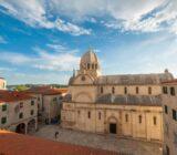 Kroatien Sibenik Altstadt