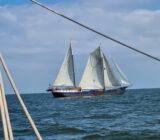 Schöner Anblick am IJsselmeer