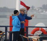 Gäste an Bord