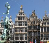 Antwerp Grote Markt Brabo