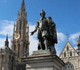 Antwerpen Statue Peter Paul Rubens