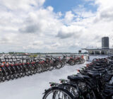 De Nassau - Räder an Deck