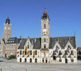 Dendermonde Grote Markt Stadthalle (Justizpalast)