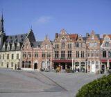 Dendermonde Grote Markt Häuser