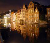 Gent bei Nacht