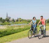 Kampen Radfahrer Marketing Oost