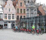 Mechelen Radfahrer