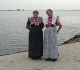 Spakenburg traditionellen Trachten
