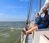 Sail & Bike Elizabeth uitwaaien