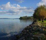 Italy Tuscany Sail and Bike Castiglione lake