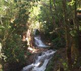 Italy Tuscany Sail and Bike waterfall
