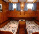 Mariagiovanna cabin twin