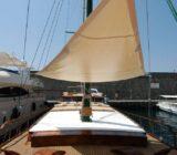 Mariagiovanna exterior deck