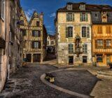 Frankreich Burgunde Auxerre