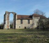 Frankreich Burgunde Kirche
