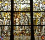 Frankreich Burgunde Kirchendetails