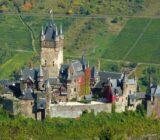 Cochem Moselblick auf die Burg
