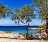 Strand Aegina