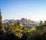 Acropolis Athen