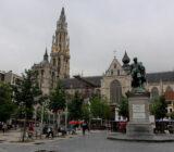 Antwerpen_Rubens_statue_Kathedrale