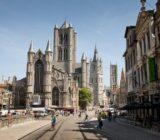 Gent-St.Baafs Kirche