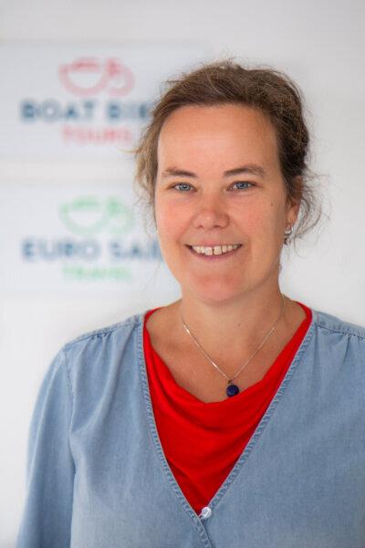 Margriet Lakeman   Koordinatorin für Nachhaltigkeit