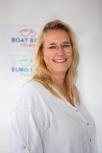 Paula Baas   Reiseberaterin für Gruppen und Charterreisen