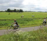 Radtour in Friesland