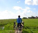 Radeln durch das Polderland